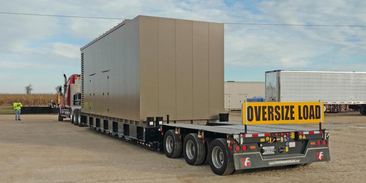 1200 x 600- drop deck trailer