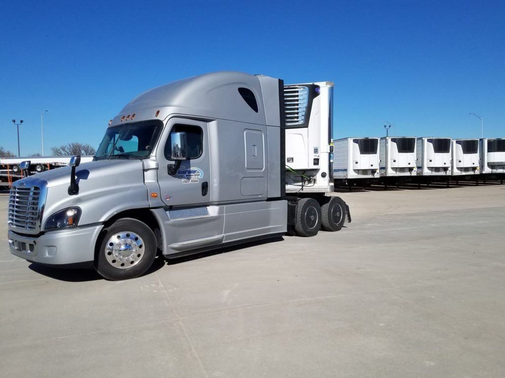Refrigerated Transportation | RC Transport-Your Flat-Rate