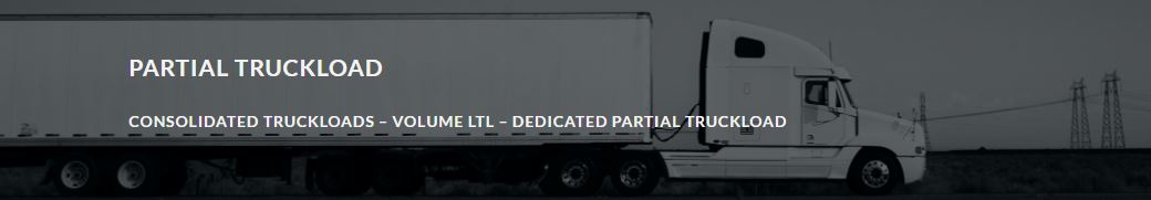 Partial Truckload Services